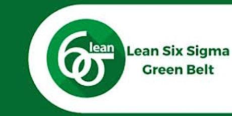 Lean Six Sigma Green Belt 3 Days Training in Cambridge tickets
