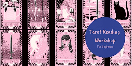 Beginners Tarot Reading Workshop - SOR tickets