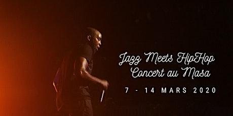 Jazz & HipHop (SOL'E) au MASA billets