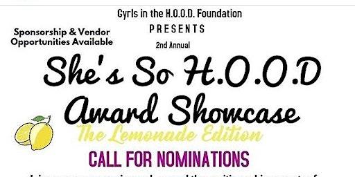 She's So H.O.O.D Youth Excellence Awards