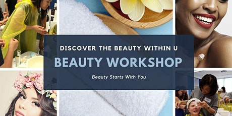 Beauty Skincare Workshop tickets