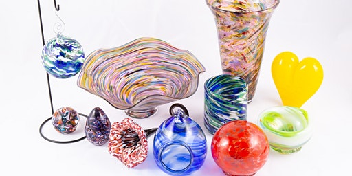 Glass Blowing: A Bit More   2020