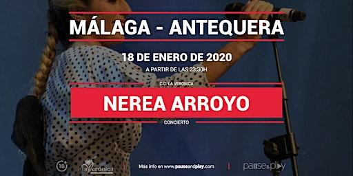 Concierto Nerea Arroyo en Pause&Play La Verónica