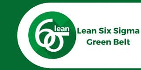 Lean Six Sigma Green Belt 3 Days Training in London tickets