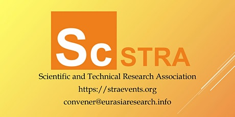 ICSTR Melbourne – International Conference on Science & Technology Research, 05-06 March 2020 tickets