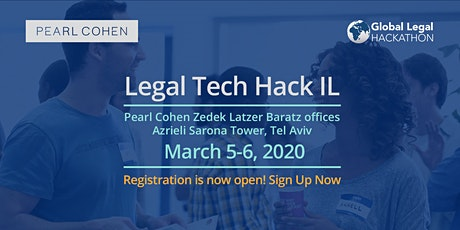 Legal Tech Hack IL tickets