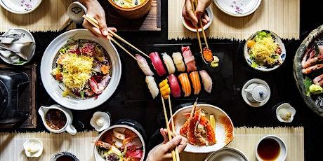 Camp de base cuisine du Japon - Soirée à Toulouse billets