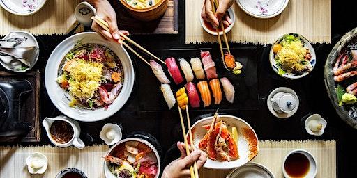 Camp de base cuisine du Japon - Soirée à Toulouse