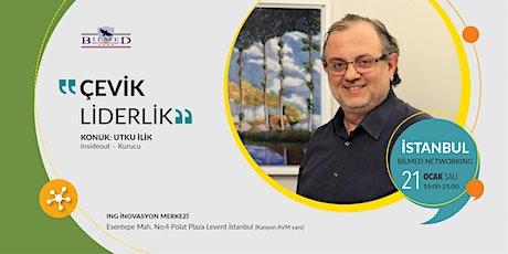 Çevik Liderlik tickets