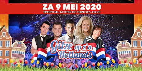 Gilze op z'n Hollands 2020 tickets