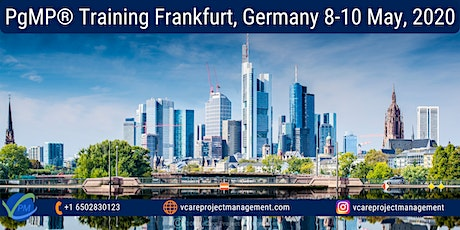PgMP | Program Management Training | Frankfurt | Germany | May 2020 tickets