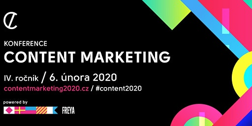 Konference Content marketing 2020