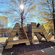 Explore Atlanta logo