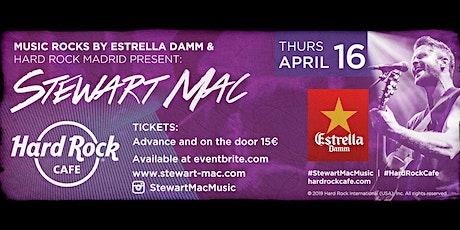 Stewart Mac - Live in Madrid tickets