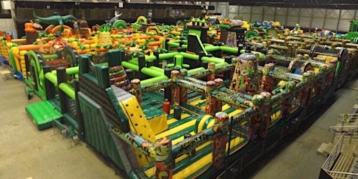 Zandvliet: Bounce Party