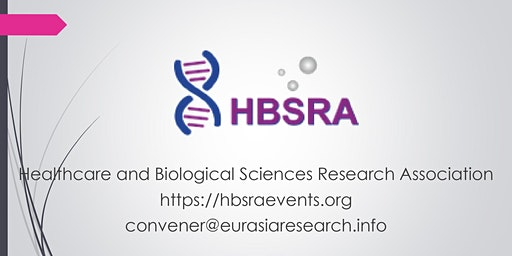2020 – 12th International Conference on Research in Life-Sciences & Healthcare (ICRLSH), 17-18 July, Bangkok