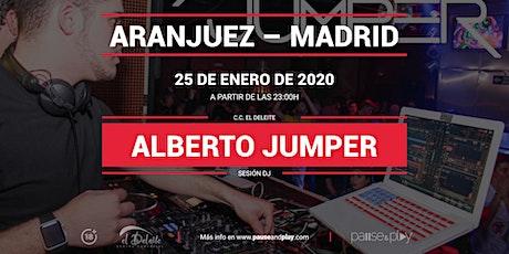 Sesión DJ Alberto Jumper en Pause&Play El Deleite entradas