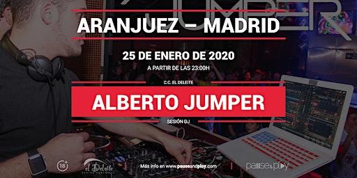 Sesión DJ Alberto Jumper en Pause&Play El Deleite
