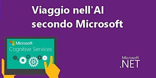 Viaggio nell'A.I. secondo Microsoft