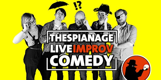 Thespianage LIVE: Monthly Comedy Night