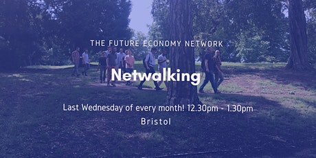 August Netwalking - Free Event! tickets