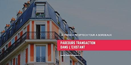 Le démonstrateur transaction dans l'existant @ Bordeaux billets