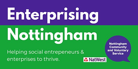 Enterprising Nottingham - Business Planning 2 - Market Research/Marketing tickets