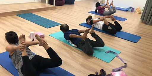 Ashtanga Yoga Class (Monday)