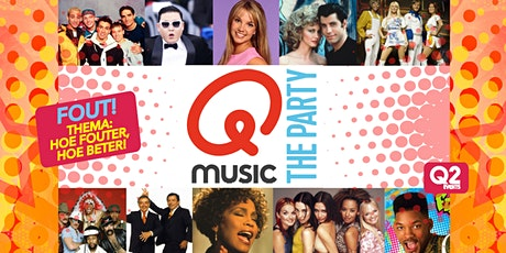 Qmusic The Party FOUT - Tilburg (XXL) tickets