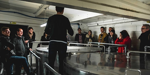 Sambrook's Brewery Tour and Tastings