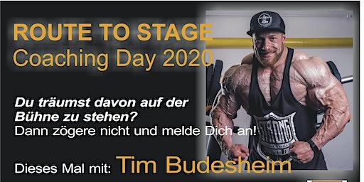 Coaching Day Part I Frühjahr 2020 mit Tim Budesheim