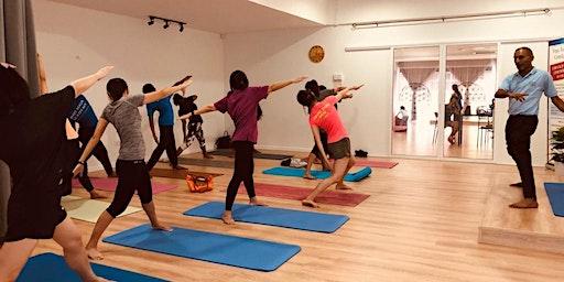 Asana Yoga Class