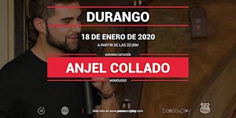 Monólogo Anjel Collado en Pause&Play Durango entradas