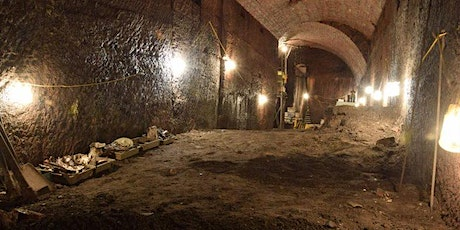 Williamson Tunnels Liverpool Ghost hunt tickets
