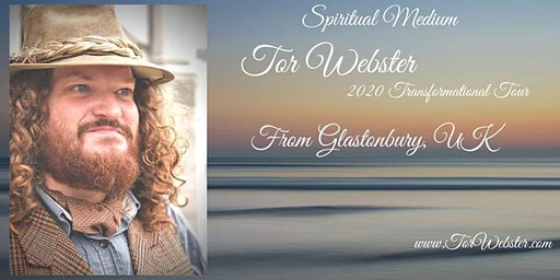 An Evening with Tor Webster Guided Group Meditation & Channeling