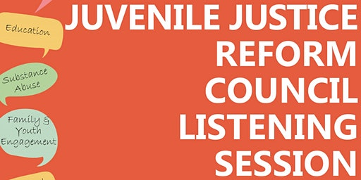 Juvenile Justice Reform- 2 sessions