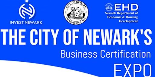 Newark Business Certification Expo