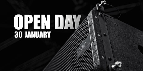Open Day EN @ Highlite UK  tickets