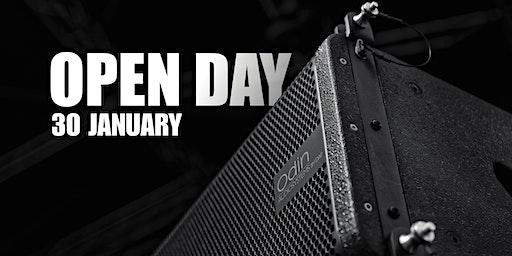 Open Day EN @ Highlite UK