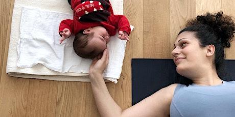 Postnatal Mom & Baby Yoga entradas