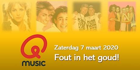 Q-Music Het Foute Uur tickets