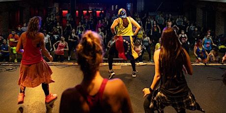 Dance Marathon at the London Cabaret / Healing Venezuela tickets tickets