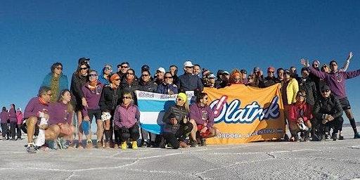 Raid Columbia 2020 Salta Jujuy traslados/hoteleria/coordinacion