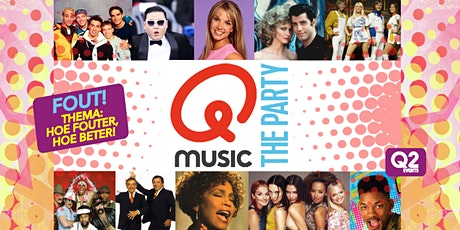 Qmusic The Party FOUT - Dongen tickets