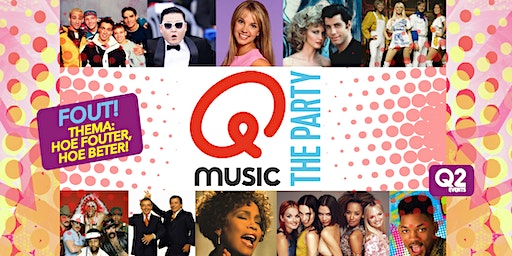 Qmusic The Party FOUT - Dongen