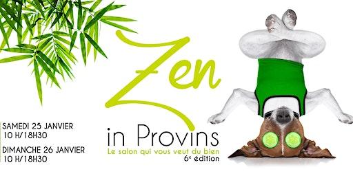Salon Zen in Provins