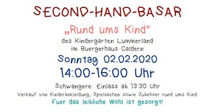 Second Hand Basar Tickets