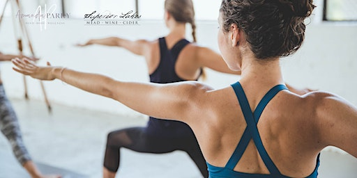 Sip & Flow Yoga - Yoga & Wine at Superior Lakes