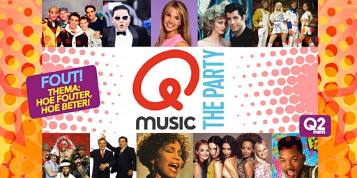 Qmusic The Party FOUT - Oosterhout