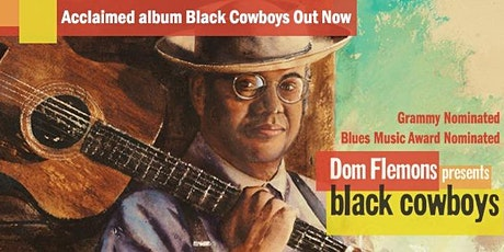 Dom Flemons: American Songster tickets